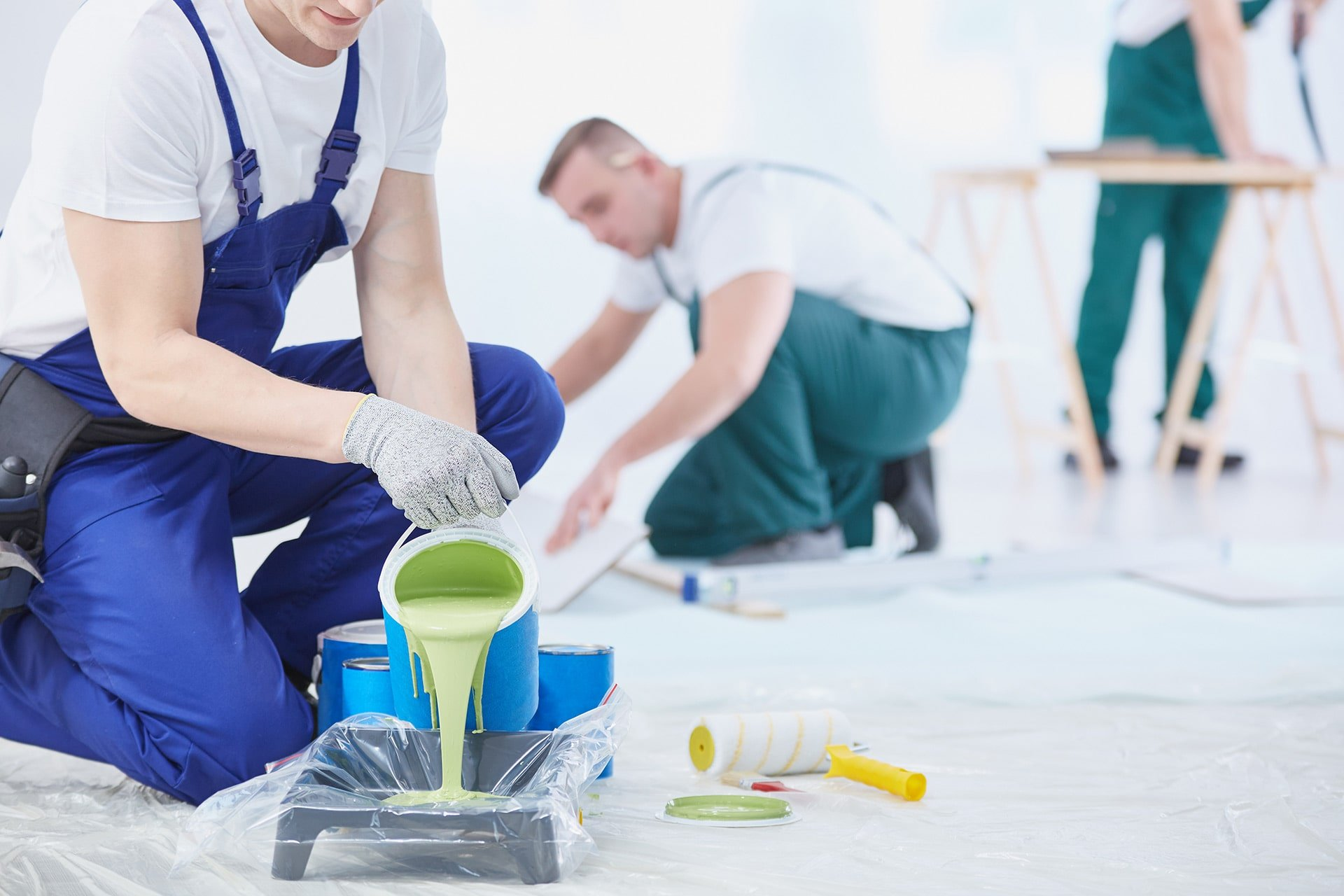 Commercial Painter And Decorator In London